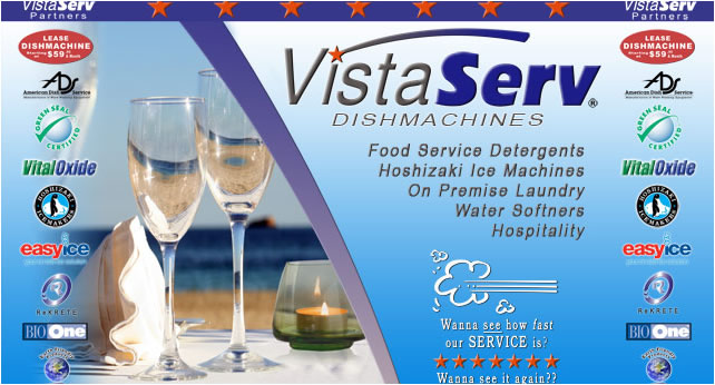 VistaServ Product Banner