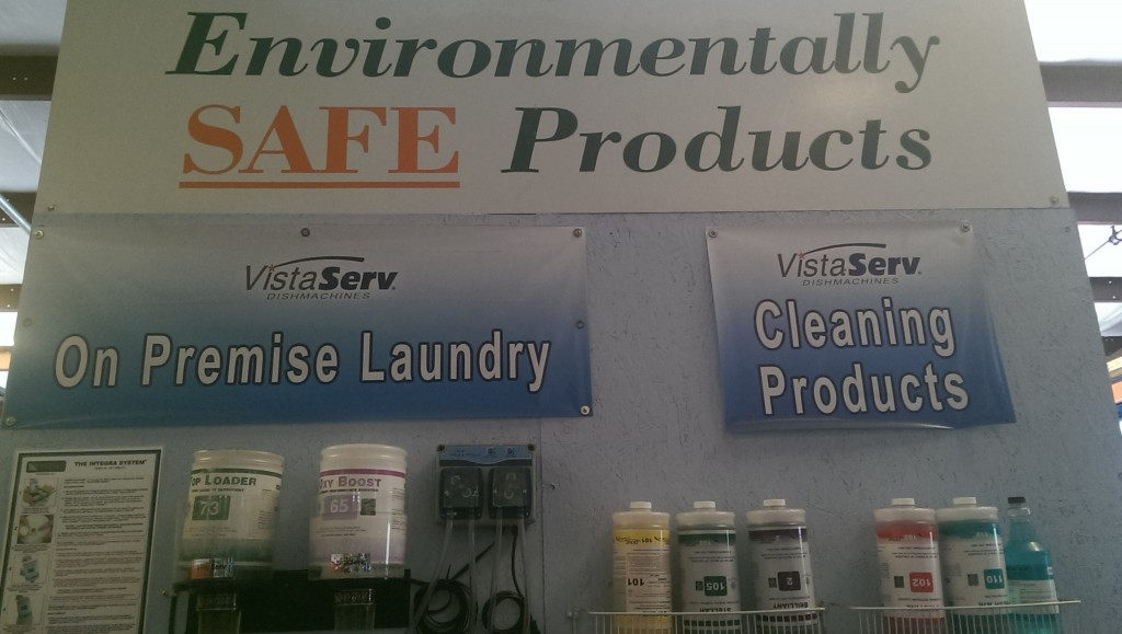 On-Premise Laundry Cleaning Products