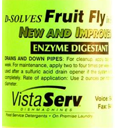 Fruit Fly Enzyme Digestant