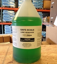 Safe-Scale Lime Remover